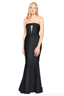 Bari Jay Bridesmaid Dress - 2008 Black