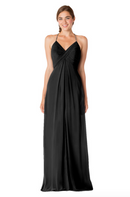 Bari Jay Bridesmaid Dress - 1723 IC-Black