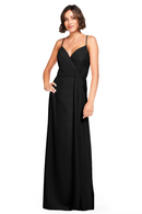 Bari Jay Bridesmaid Dress 2026 - Black
