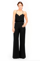 Bari Jay Jumpsuit Bridesmaid Dress 1964 - Black