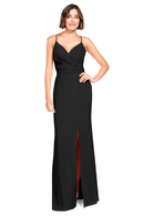 Bari Jay Bridesmaid Dress 2019 -Black