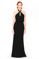Bari Jay Bridesmaid Dress 1954 - Black