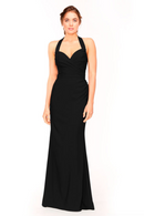 Bari Jay Bridesmaid Dress 1958 - Black