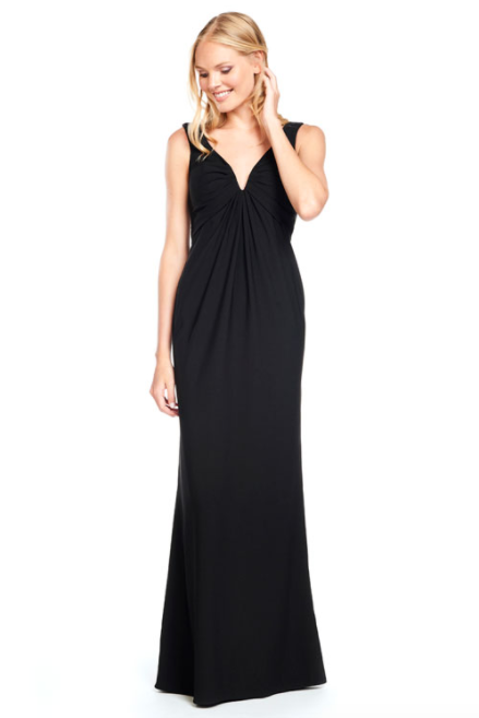 Bari Jay Bridesmaid Dress 2011 -Black