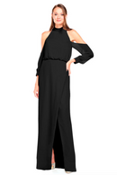 Bari Jay Bridesmaid Dress 2028 - Black