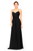Bari Jay Bridesmaid Dress 1962 -Black