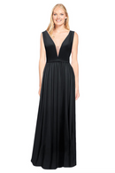 Bari Jay Bridesmaid Dress 2034 - Black