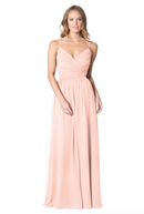 Bari Jay Bridesmaid Dress - 1606 BC-Blush