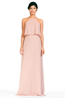 Bari Jay Bridesmaid Dress 1801-Blush