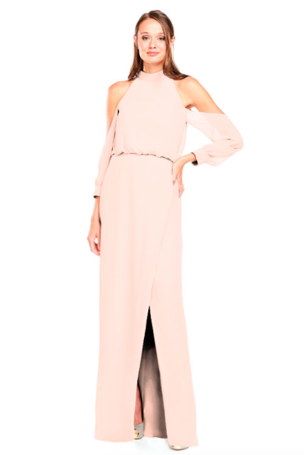 Bari Jay Bridesmaid Dress 2028 - Blush