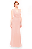 Bari Jay Bridesmaid Dress 1970 -Blush