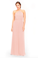 Bari Jay Bridesmaid Dress 1969 - Blush