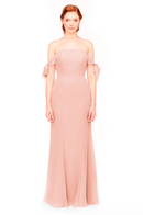 Bari Jay Bridesmaid Dress 1974 - Blush