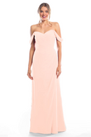 Bari Jay Bridesmaid Dress 2080 - Blush