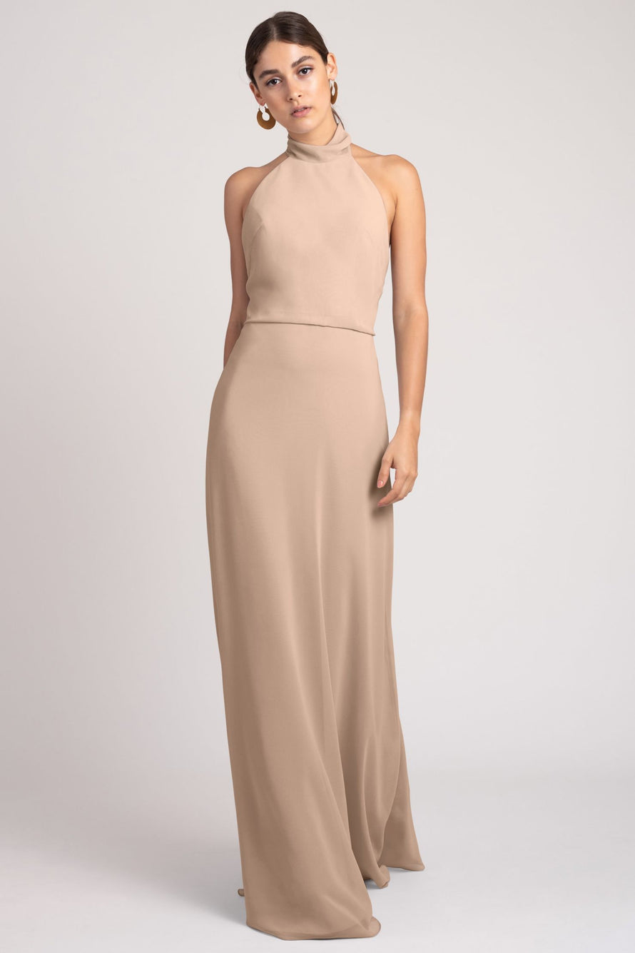 Jenny Yoo Bridesmaid Dress Brett_desert_rose
