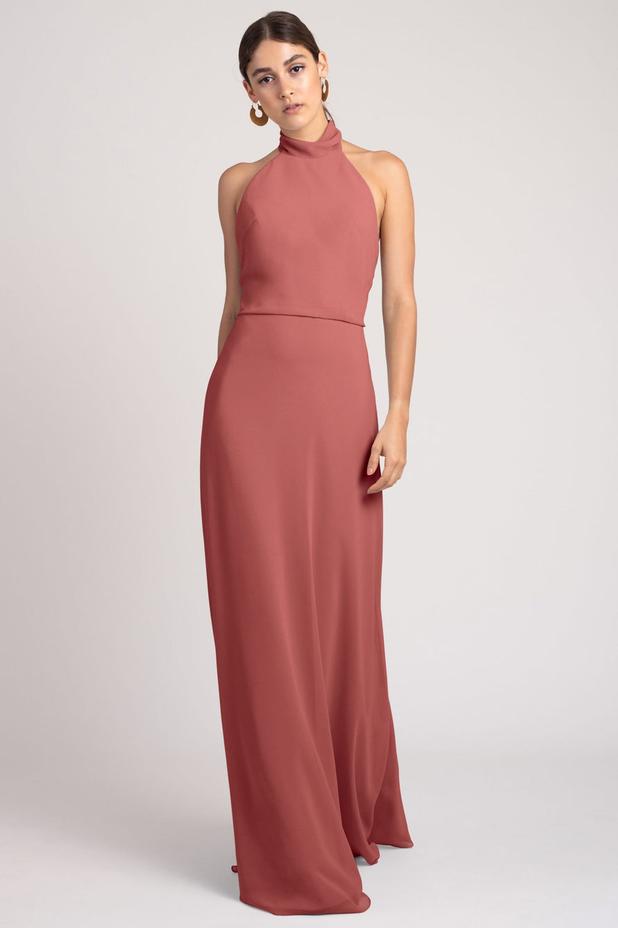Jenny Yoo Bridesmaid Dress Brett_dusty_rose