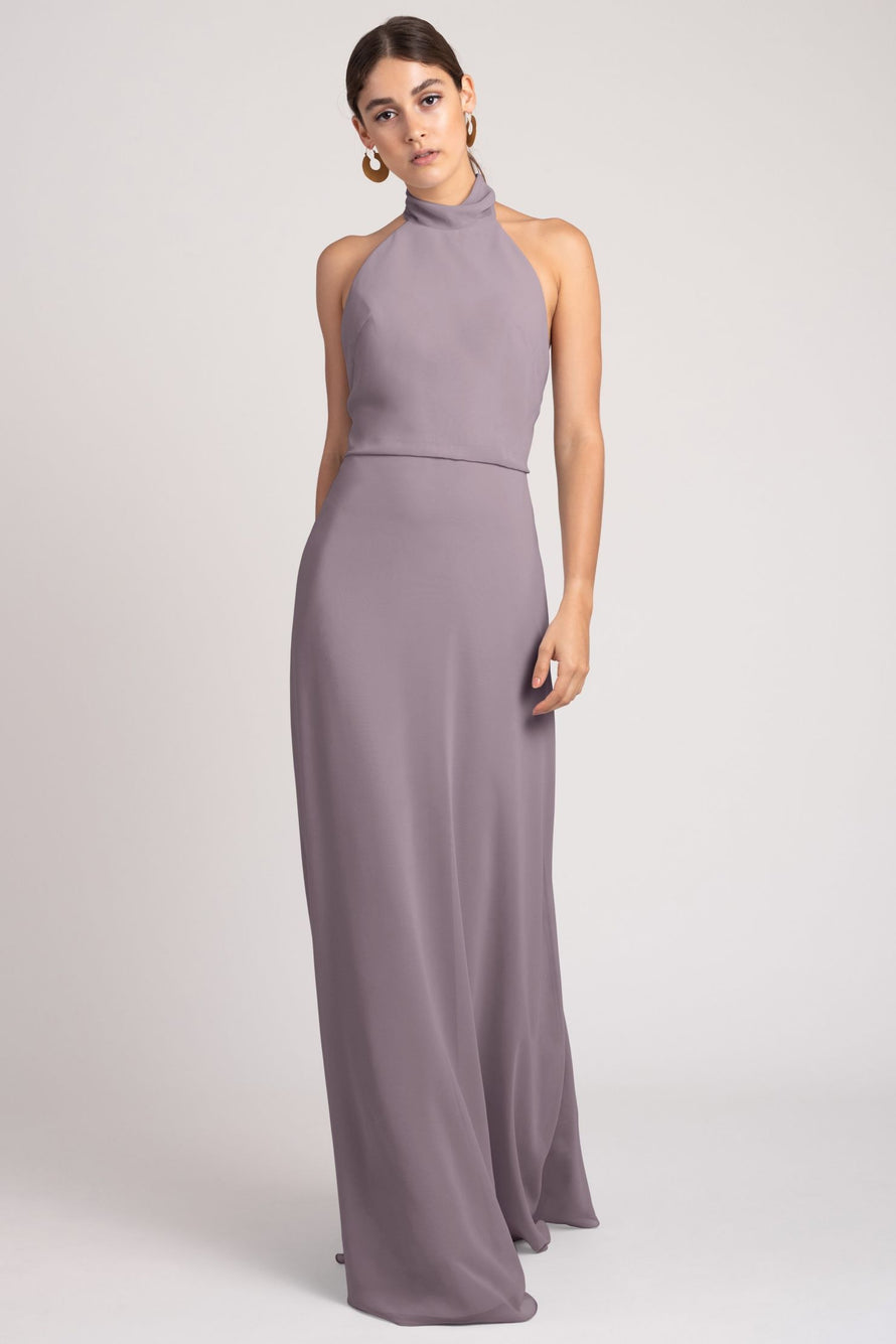 Jenny Yoo Bridesmaid Dress Brett_lilac