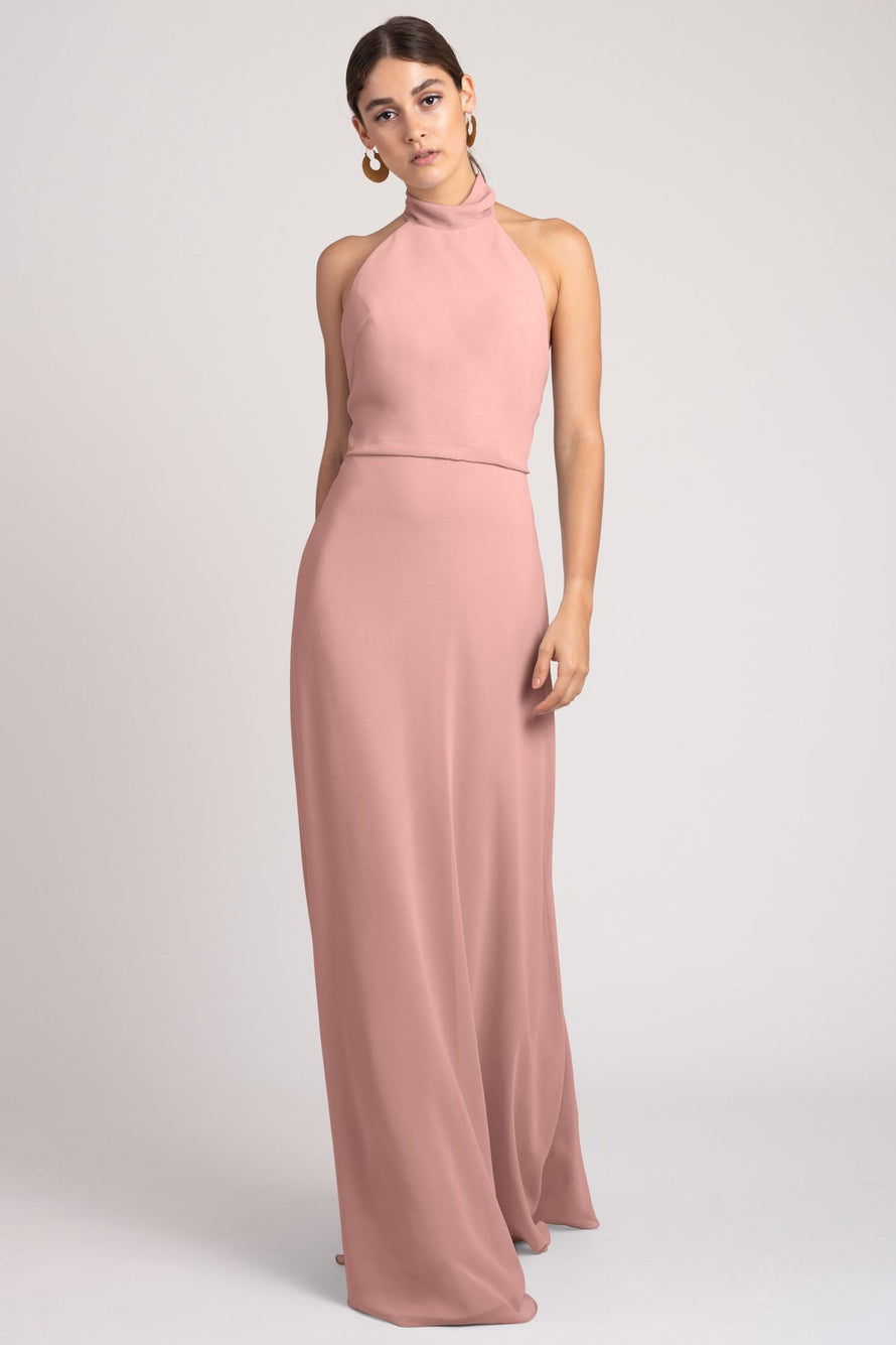 Jenny Yoo Bridesmaid Dress Brett_rosewater