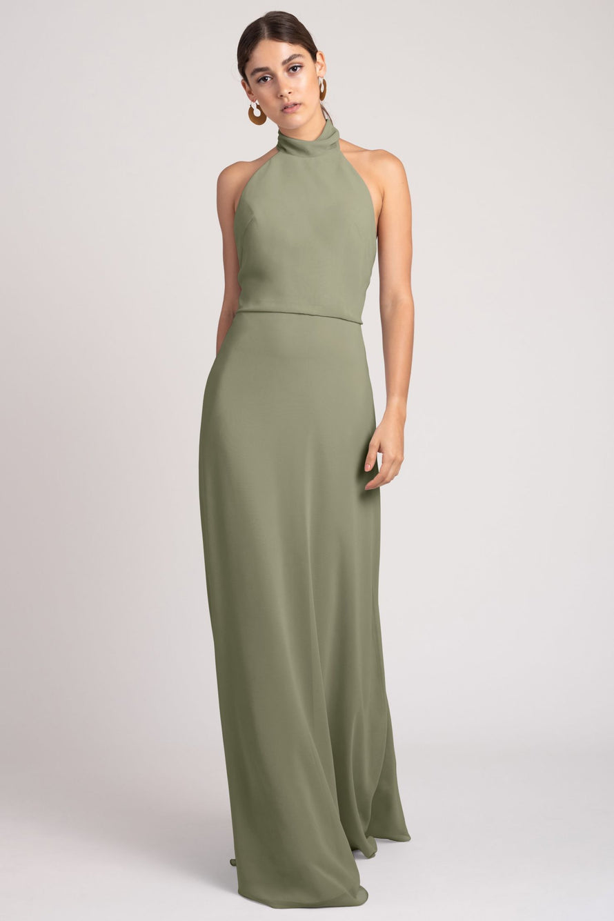 Jenny Yoo Bridesmaid Dress Brett_sage
