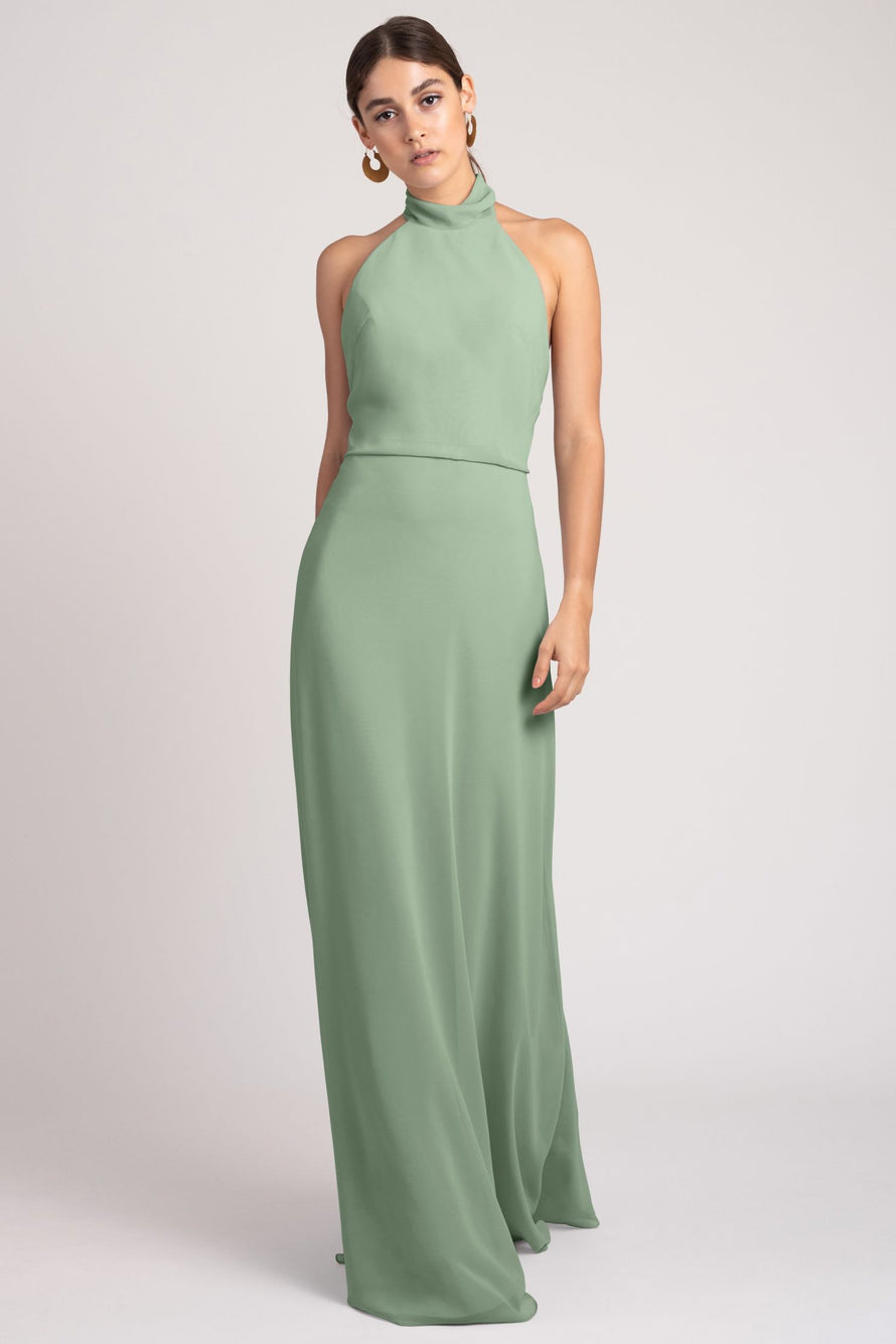 Jenny Yoo Bridesmaid Dress Brett_sea_glass