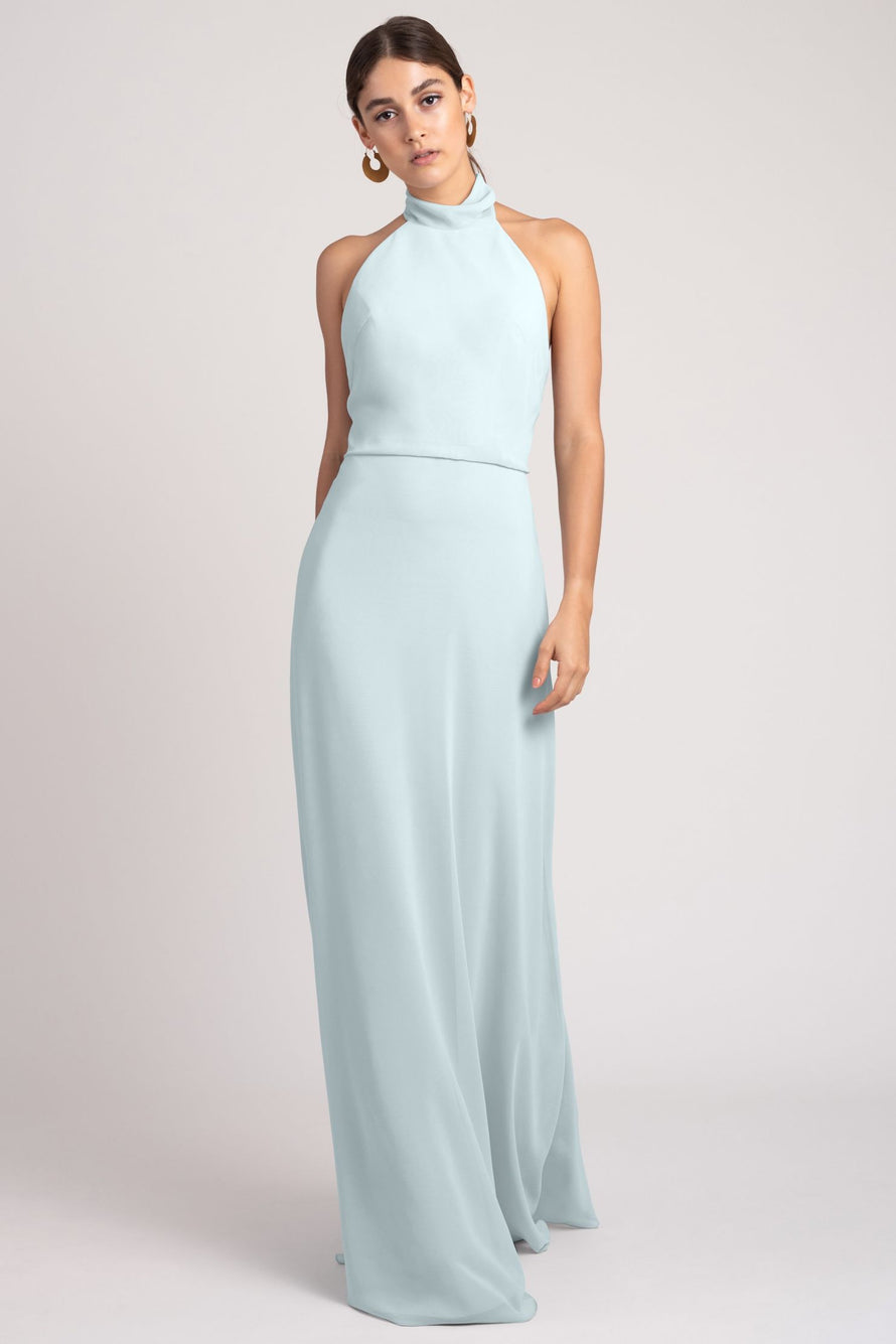 Jenny Yoo Bridesmaid Dress Brett_serenity_blue