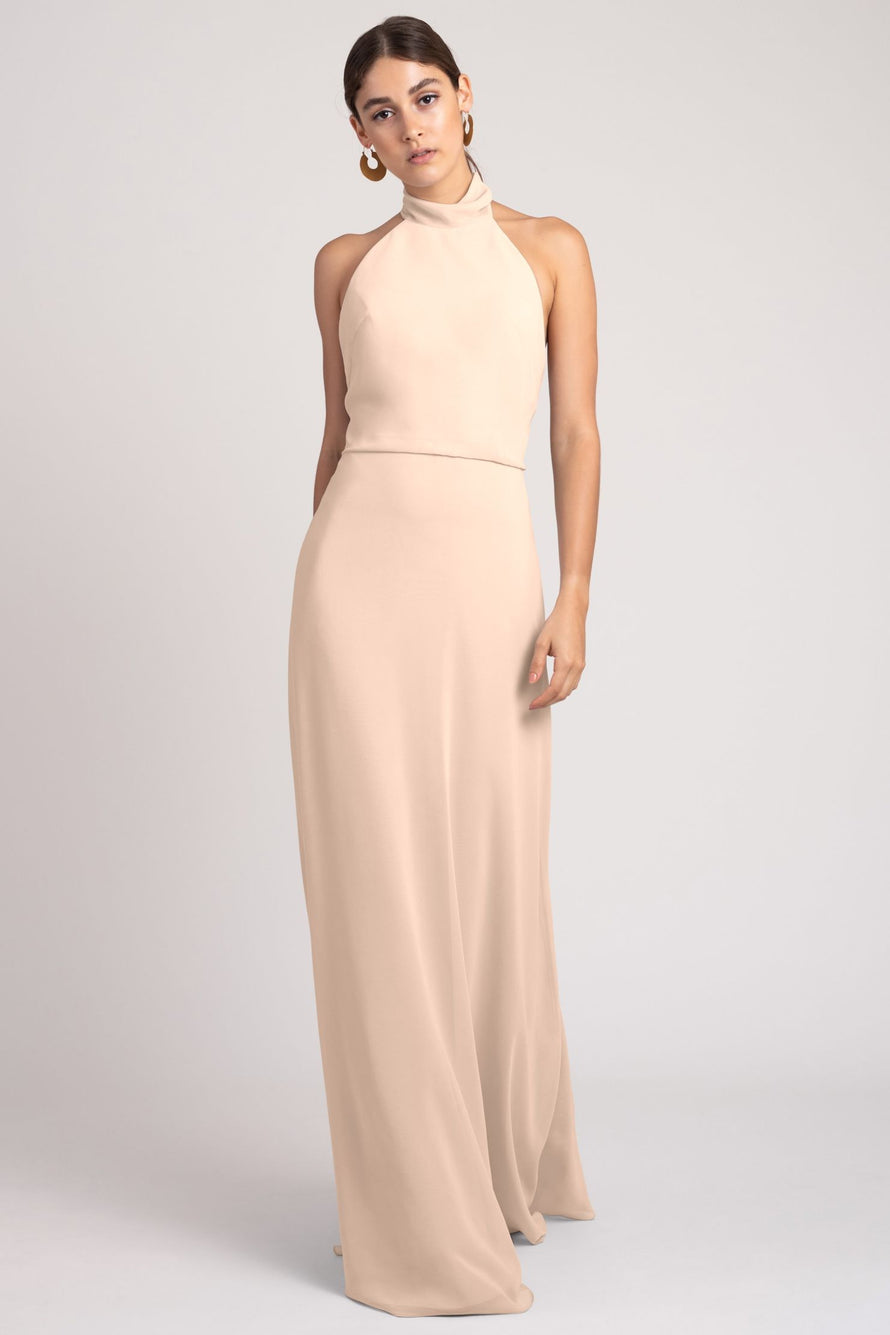Jenny Yoo Bridesmaid Dress Brett_soft_blush