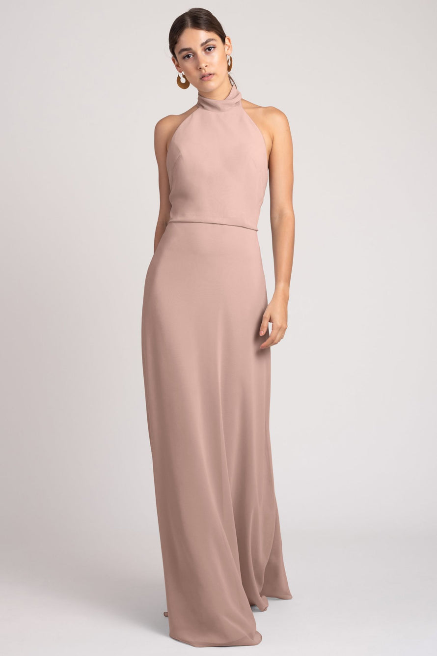 Jenny Yoo Bridesmaid Dress Brett_whipped_apricot