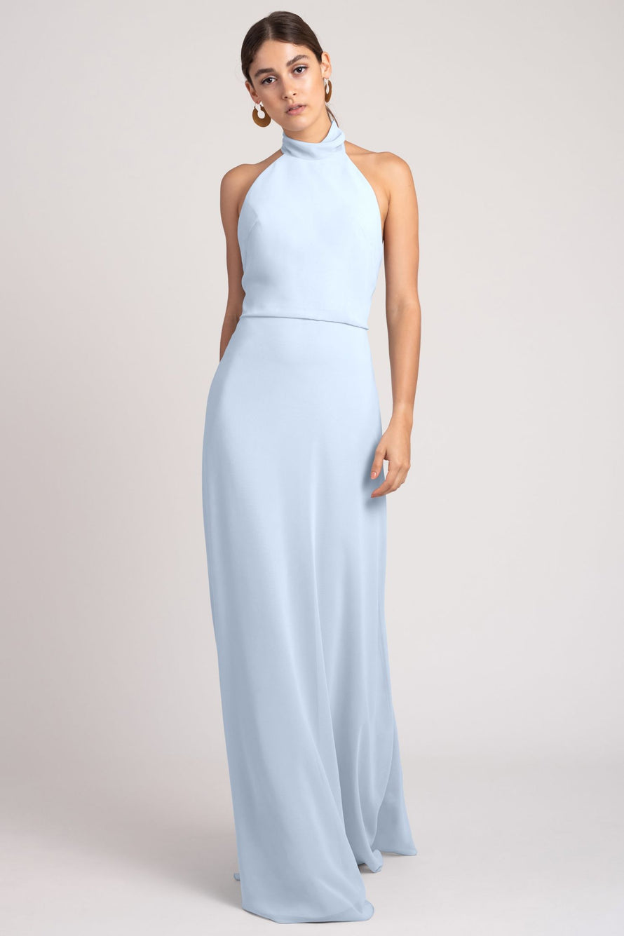 Jenny Yoo Bridesmaid Dress Brett_whisper_blue