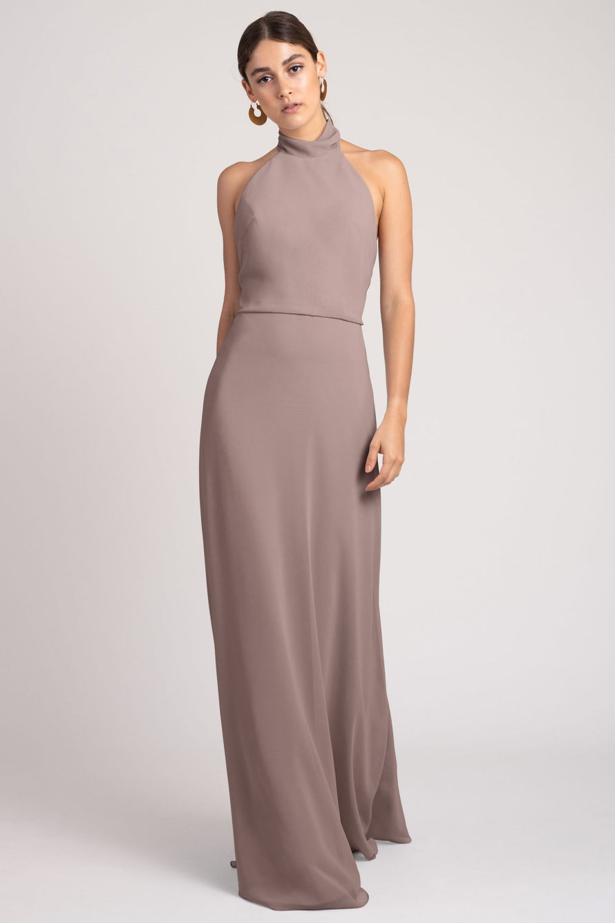 Jenny Yoo Bridesmaid Dress Brett_wisteria