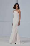 Amsale Bridesmaid Dress Cecilia