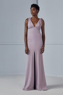 Amsale Bridesmaid Dress Shelby