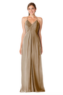 Bari Jay Bridesmaid Dress - 1723 IC-Bronze