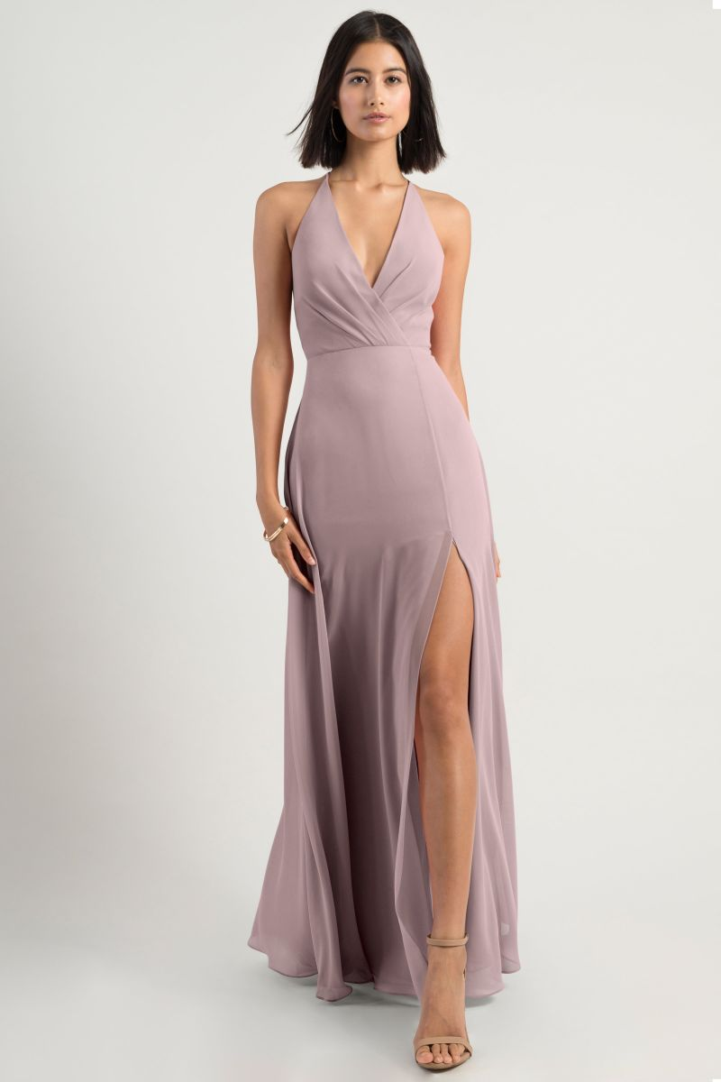 Fig-Jenny Yoo Bridesmaid Dress Bryce