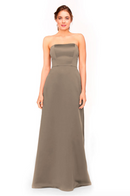 Bari Jay Bridesmaid Dress 1975 - Cappuccino