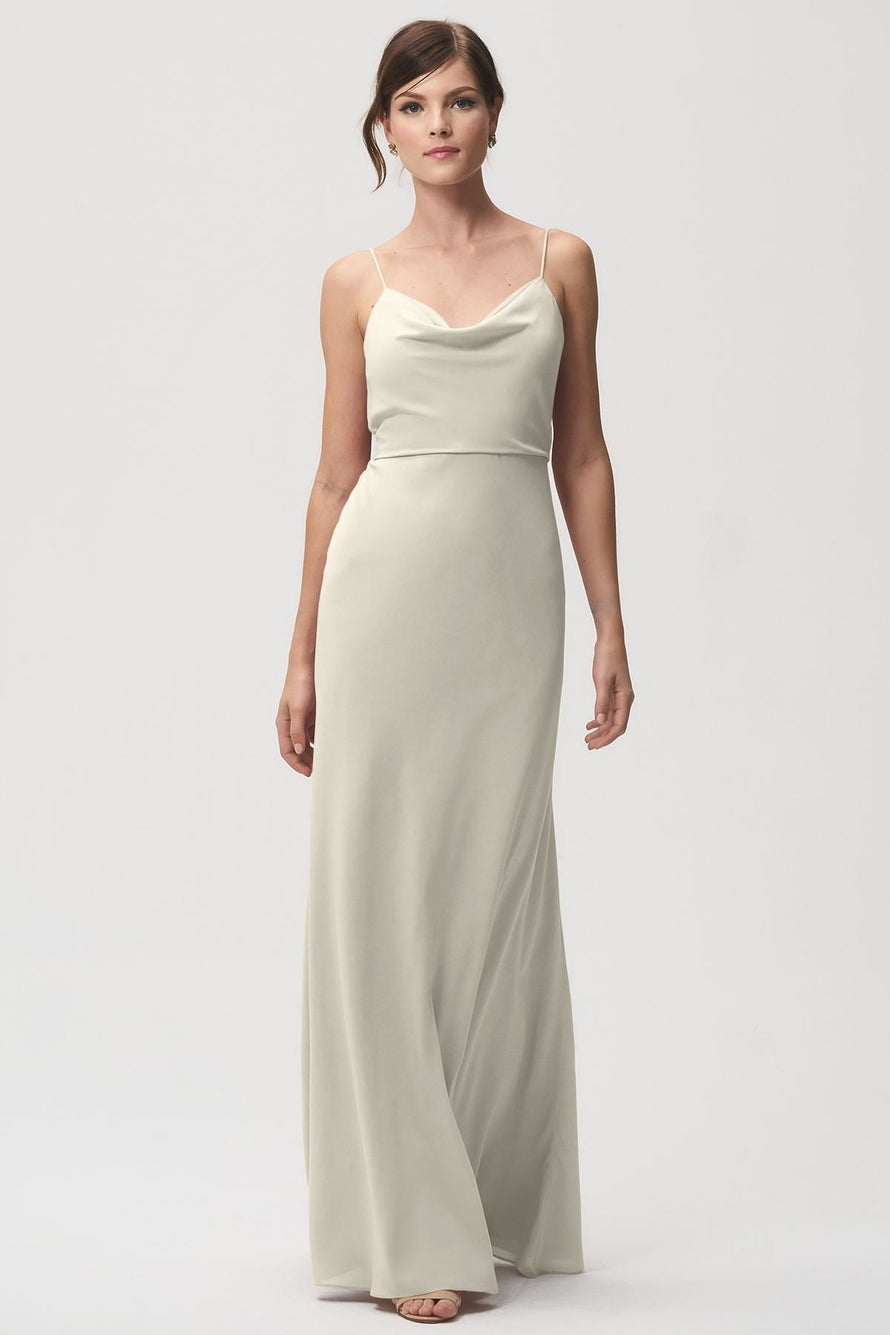 Jenny Yoo Bridesmaid Dress Capri_alpine