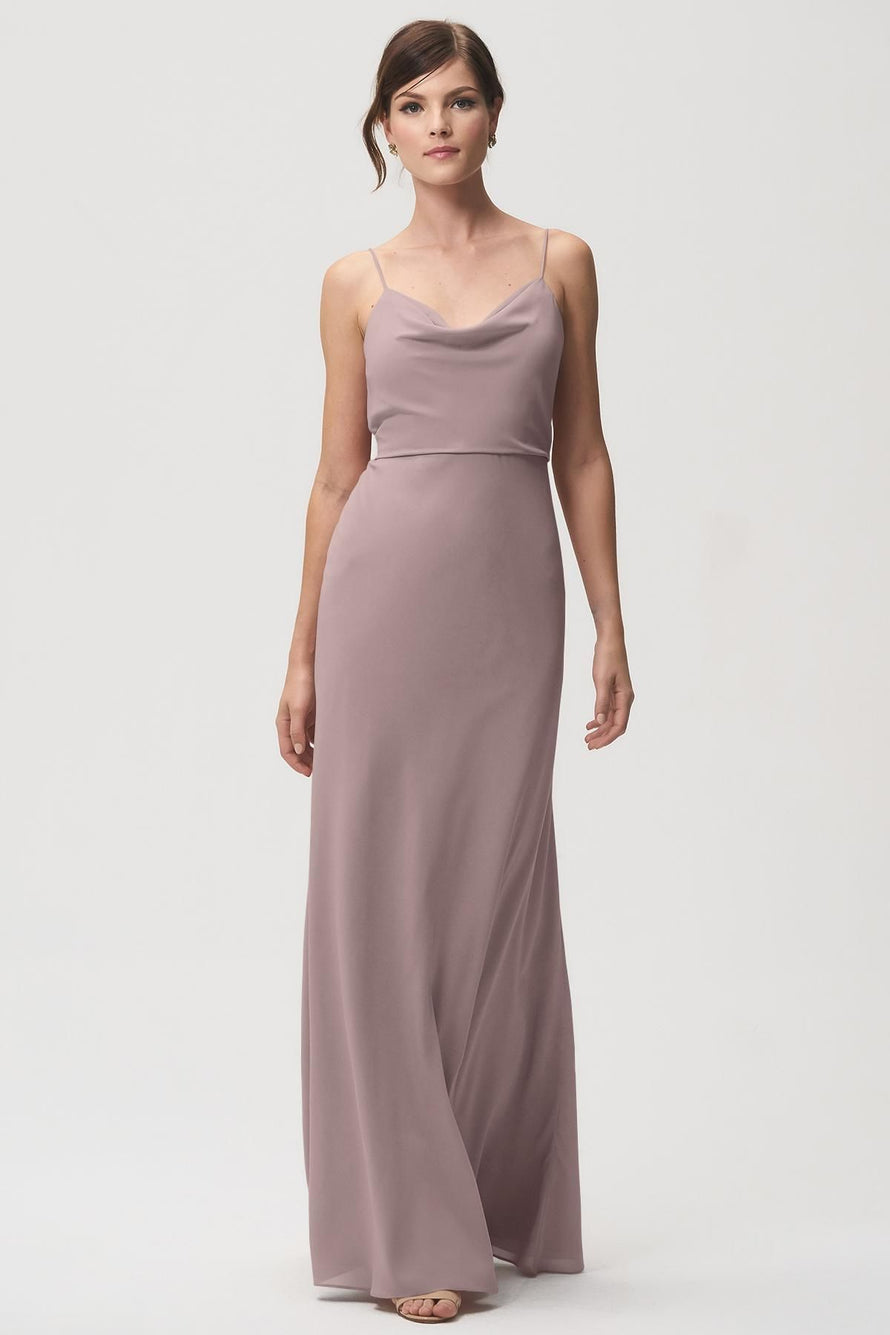 Jenny Yoo Bridesmaid Dress Capri_fig