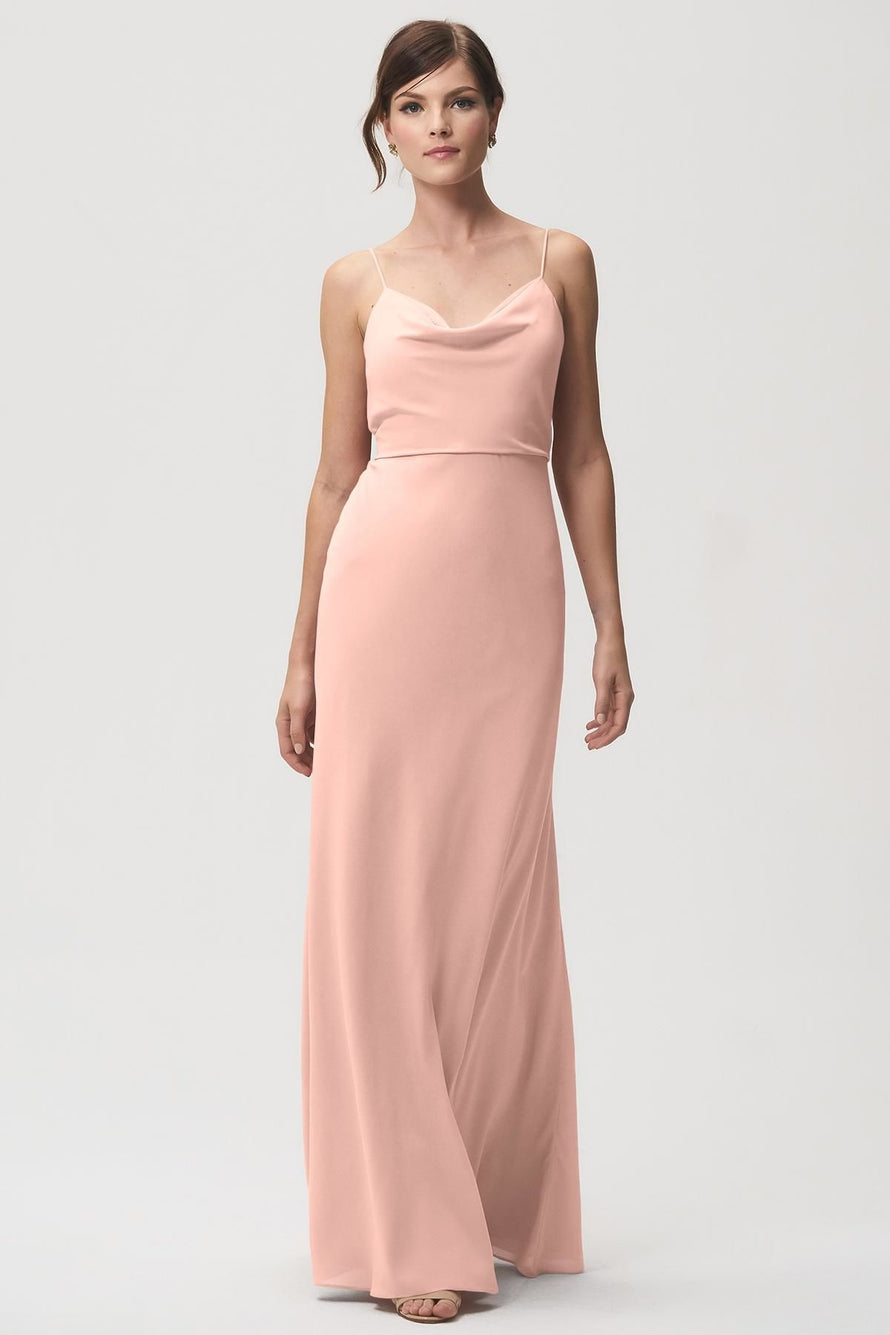 Jenny Yoo Bridesmaid Dress Capri_rose_petal