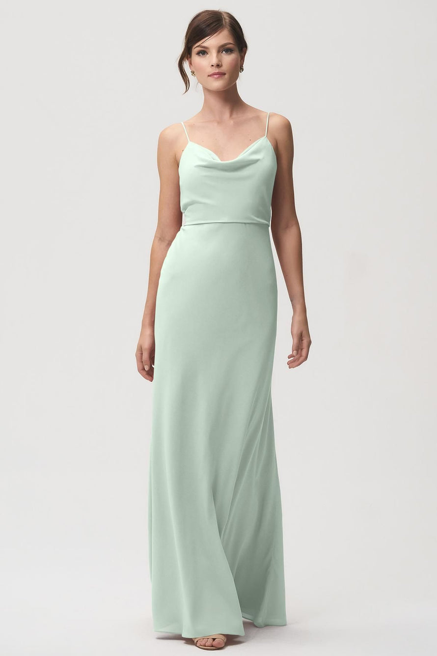 Jenny Yoo Bridesmaid Dress Capri_spring_mint