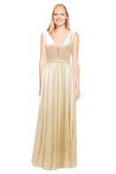 Bari Jay Bridesmaid Dress 2034 - Champagne