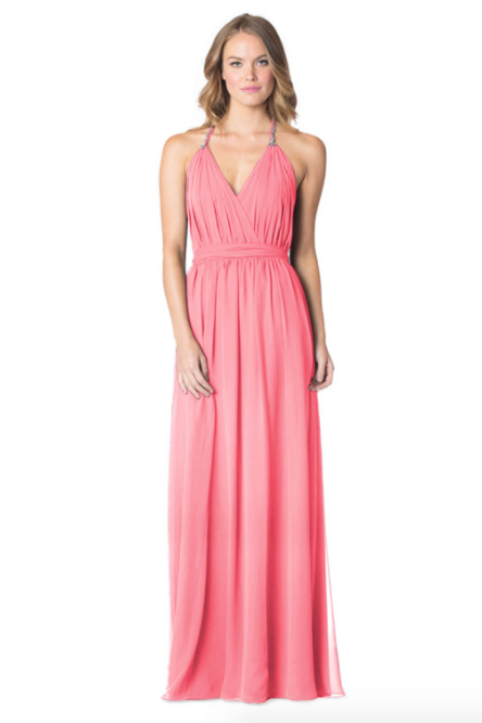 Chanel-Bari Jay Bridesmaid Dress - 1600