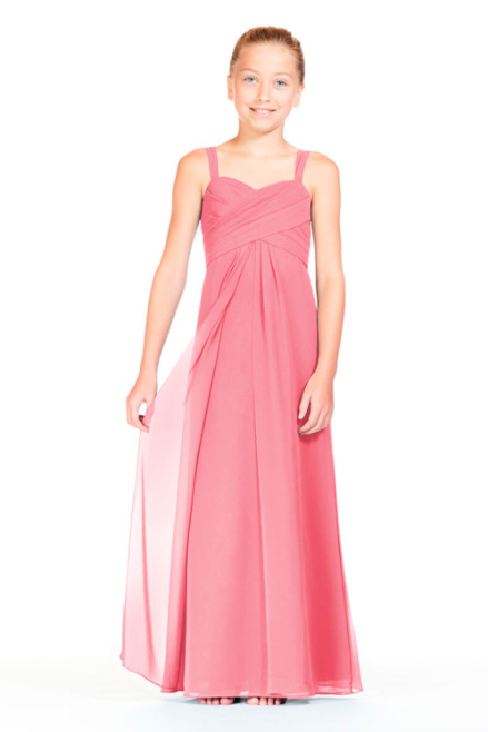 Bari Jay Junior Bridesmaid Dress 1803 (JR)-Chanel
