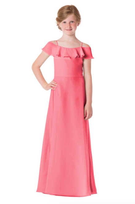 Bari Jay Junior Bridesmaid Dress - 1730(JR)-Chanel