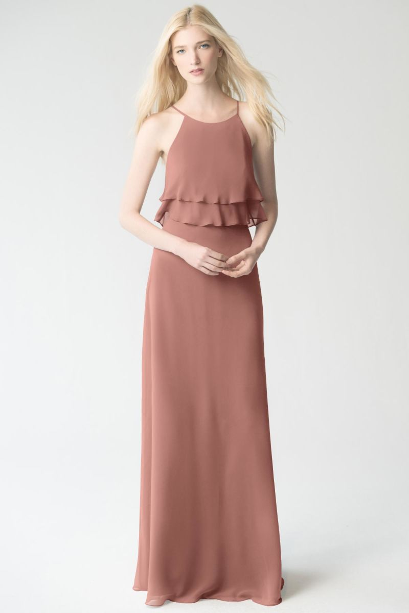 clay Jenny Yoo Bridesmaid Dress Charlie
