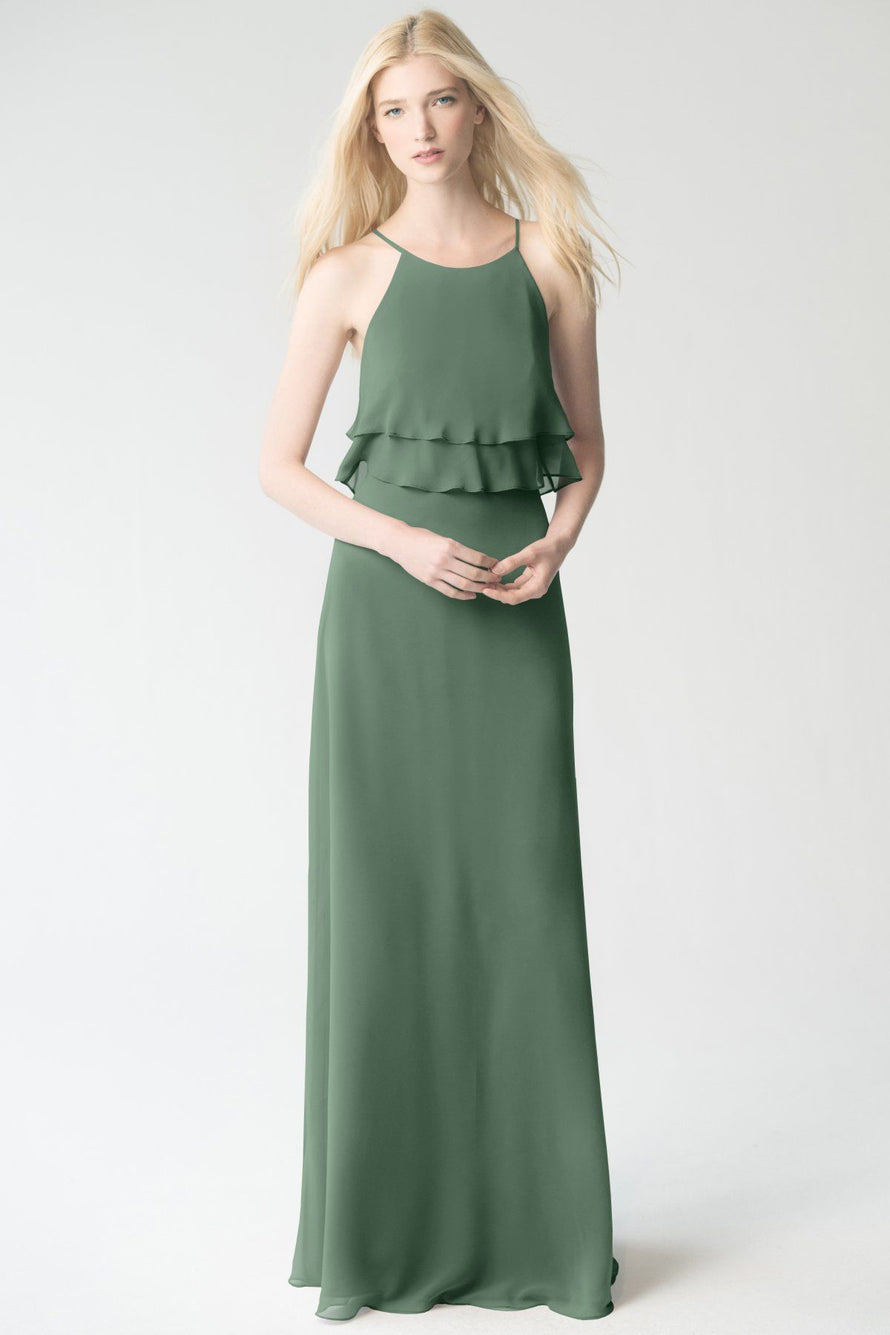 eucalyptus Jenny Yoo Bridesmaid Dress Charlie