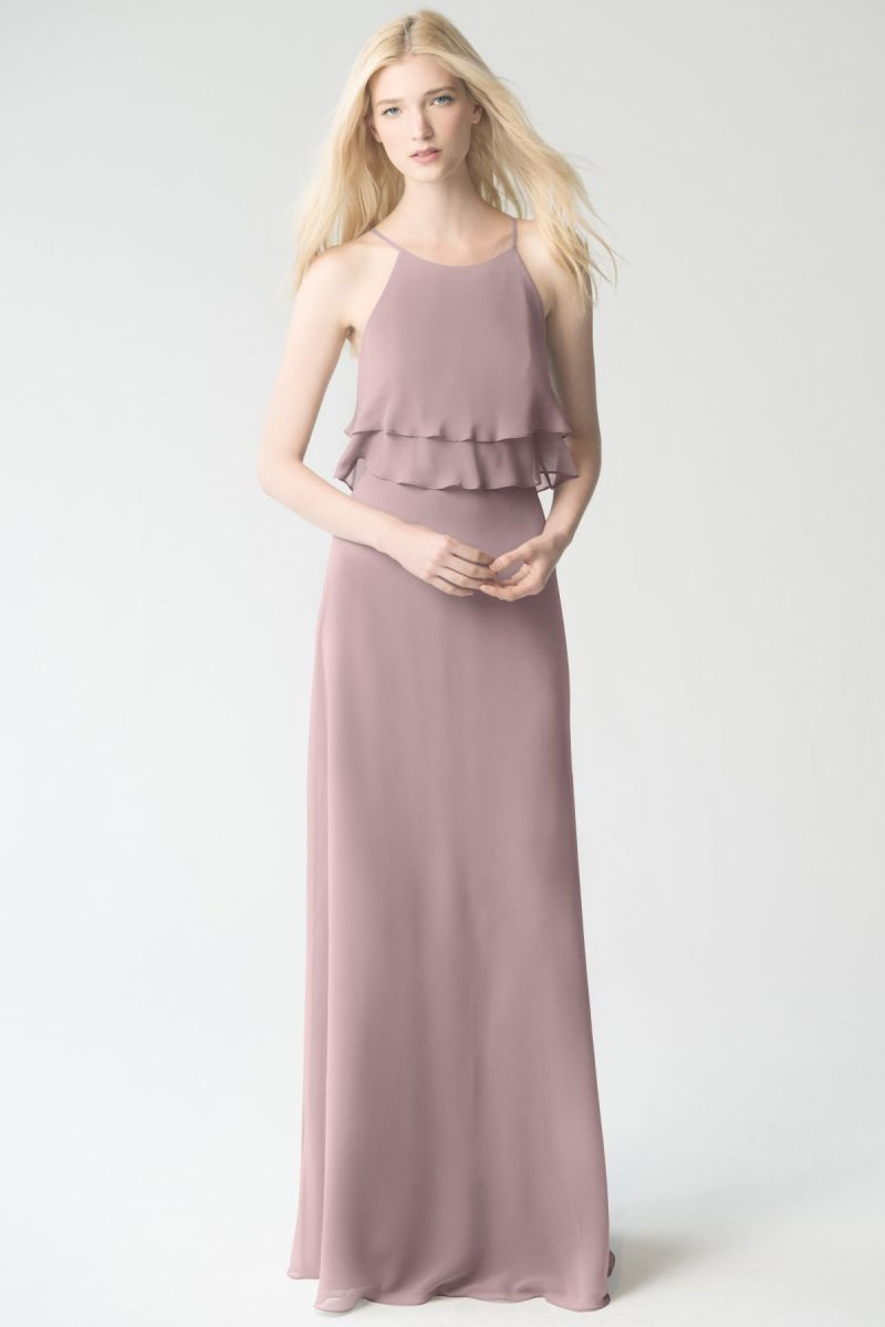 fig Jenny Yoo Bridesmaid Dress Charlie