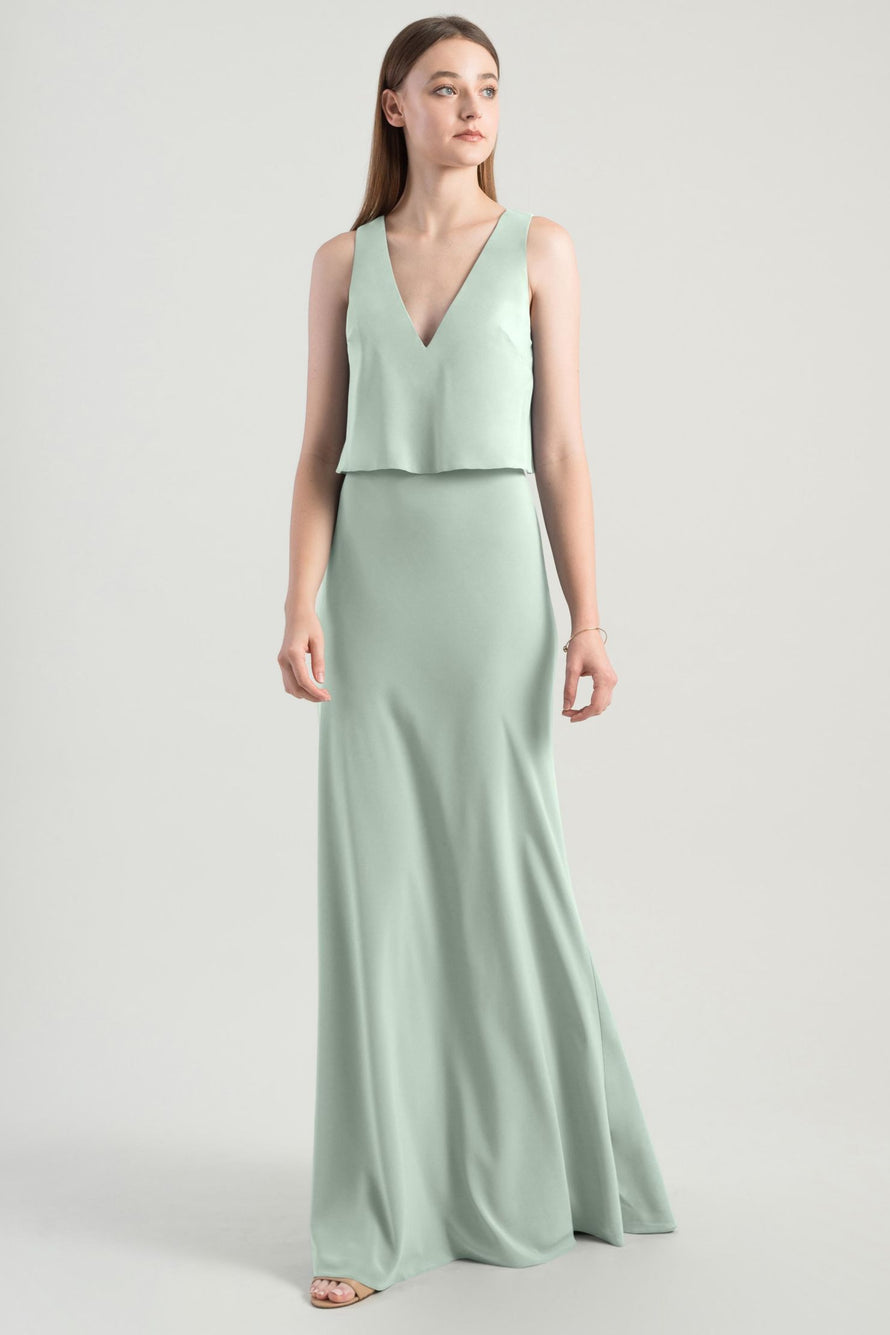Jenny Yoo Bridesmaid Dress Clermont_spring_mint