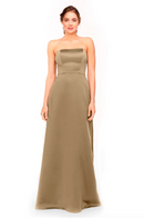 Bari Jay Bridesmaid Dress 1975 - Copper
