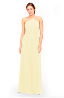 Bari Jay Bridesmaid Dress 1969 - Daffodil