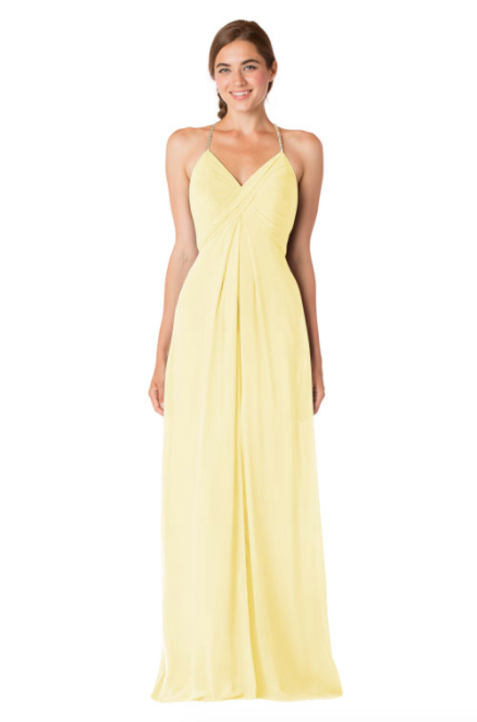 Bari Jay Bridesmaid Dress - 1723 BC-Daffodil