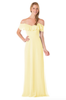 Bari Jay Bridesmaid Dress - 1730-Daffodil